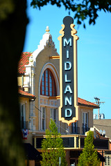 midland theater (brown_theo) Tags: theater midland newark ohio sign neon classic old historic concert movie house licking county downtown