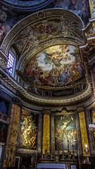 S. Andrea delle Fratte (giroscopico) Tags: basiliche fratte nazareno conservatorio oratorio