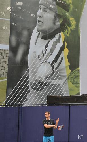 John McEnroe - Murray-McEnroe