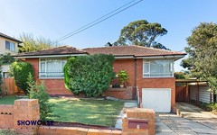 7 Bardia Rd, Carlingford NSW
