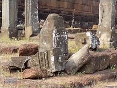 Angkor, Pre Rup Temple Blocks 20180203_094742 DSCN2586 (CanadaGood) Tags: asia seasia asean cambodia siemreap angkor prerup temple building architecture archaeology stone canadagood 2018 thisdecade color colour hindu khmer