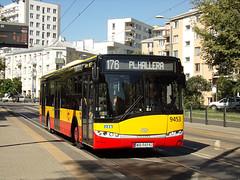 Solaris Urbino 12III, #9453, PKS Grodzisk Mazowiecki (transport131) Tags: bus autobus ztm warszawa wtp pks grodzisk mazowiecki solaris urbino