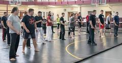Karate College 2018 (siliconchef) Tags: karate beasley seminar martialarts va camp sajido karatecollege radford usa