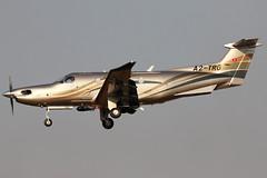 A2-TRG 11062018 (Tristar1011) Tags: faor jnb johannesburg ortambo pilatus pc1247e pc12 a2trg