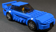 Mazda RX-7 FD (OpenBagTwo) Tags: lego car moc speed champions mazda rx7