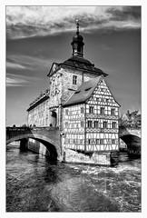 Bamberg - Altes Rathaus 05 (Daniel Mennerich) Tags: bamberg bavaria bayern altesrathaus hdr cityhall