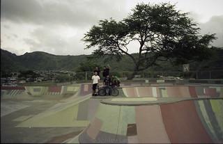 Hawaii Kai Skate Park