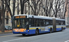 Torino, Corso Vinzaglio 14.01.2018 (The STB) Tags: trasportopubblico publictransport citytransport öpnv bus buss autobus autobús autosnodati italia turin torino