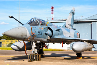 49 / 2-EA Dassault - Mirage 2000-5F French Air Force