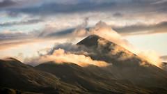 Evening Glow (mickreynolds) Tags: croaghpatrick nx500 sunset reek wildatlanticway westport murrisk comayo ireland