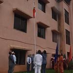06 Flag Hoisting