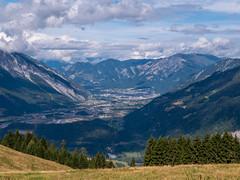 Surselva (oonaolivia) Tags: chur surselva graubünden grisons schweiz switzerland hiking walking nature landschaft landscape mountains clouds