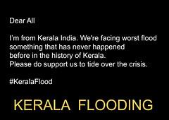 #KeralaFlood (SANAND K) Tags: kerala india keralaflood flood disaster dam river monsoon sos keralasos