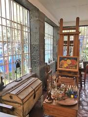 Frida Kahlo's house in Coyoacan, Ciudad de Mexico (Anthony International) Tags: mexico cdmx coyoacan frida kahlo