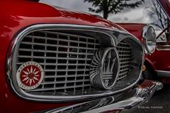 Maserati DSC_4166 (ikerekes81) Tags: maserati car closeup carsandcoffee carsandcaffeemd md maryland motorvehicle motor vehicle outdoor outside old vintage vintagecar nikond500 nikon d500 18105mm istvankerekes istvan ik kerekes streetphotography