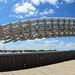 Oklahoma City - Skydance Bridge Panorama