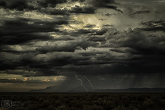Worth seeing once (Dave Arnold Photo) Tags: nm nmex newmex newmexico loslunas belen manzano mountain range lightning lightening monsoon desert storm stormy thunderstorm thunder image pic us usa picture severe photo photograph photography photographer davearnold davearnoldphotocom nighttime sun scenic cloud rural summer badweather top wet night canon 5d mkiii 24105mm huge big valenciacounty landscape nature outdoor weather rain rayo cloudy sky cloudburst raincolumn rainshaft season mountains southwest monsoons strike ray albuquerque elcerro hill lasmaravillas