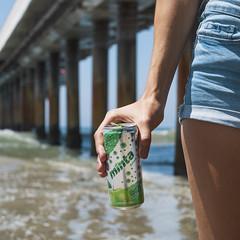 Minta (sofiasamarah) Tags: approved alex potts model female woman girl minta drink beverage teez agency ad advertisement venice beach california sofia samarah photography summer