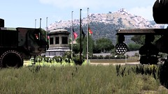 Tomb Guardians (7th Cavalry Combat Camera) Tags: 7th cavalry gaming regiment milsim arma 3 memorial sergeant mcgehee combat engineer charlie c company