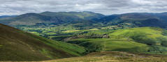 Rolling Green Hills to Castlerigg (Non Paratus) Tags: keswick cumbria lakedistrict england hiking hills mountains skiddaw landscape