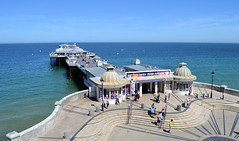 Cromer Pier (R~P~M) Tags: sea seaside coast pier norfolk cromer england uk unitedkingdom greatbritain