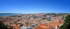 Lisboa Panoramic (Dan Haug) Tags: lisboa lisbon panoramic stitched sãojorgecastle christtheredeemer tagus river view fujifilm xpro2 xf1655mmf28rlmwr xf1655