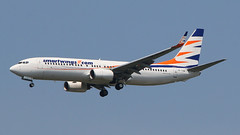 IMG_6748 OK-TVW (biggles7474) Tags: egkk lgw london gatwick airport oktvw boeing 737 737800 b73786q smartwings travel service