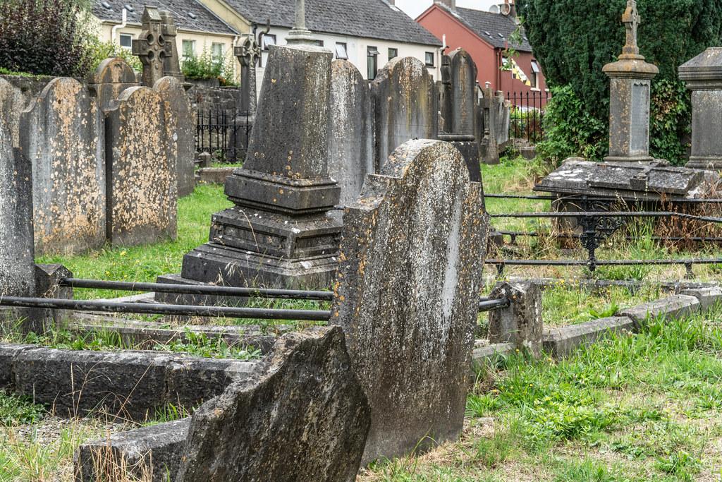 OLD CHURCHYARD KNOWN AS ST. JOHN'S [DUBLIN ROAD KILKENNY]-142937