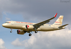 F-WWIN AIRBUS A320 NEO VISTARA TATA AIRLINES (@Eurospot) Tags: fwwin airbus a320 a320neo vistara tatasiaairlines toulouse blagnac vtatv