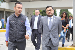 VISITA DEL MINISTRO DE DESARROLLO SOCIAL DE GUATEMALA, CARLOS VELÁSQUEZ MONGE A LA SUCURSAL METROPOLITANA. (diconsa_mx) Tags: ministro guatemala diconsa visita sucursal metropolitana director general olguin orlando desarrollo social