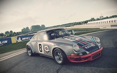 Porsche 911 Carrera RSR 2.8 at Porsche Leipzig (clucksworld) Tags: porsche 911 rsr leipzig projectcars2 pcars2 photomode slightlymadstudios sms