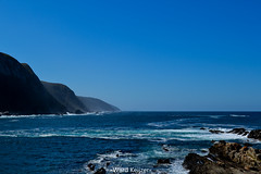 Storms River Mouth (wardkeijzer_107) Tags: shore sea southafrica bluesky sunlight cliffs zee zuidafrika blauw lucht zonnig landscape landschap