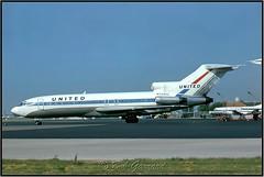 N7001U United Airlines (First 727 Built) (Bob Garrard) Tags: n7001u united airlines boeing 727 first built prototype cmh kcmh