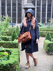 When it rains, I wear a raincoat the size of a tent (House Of Secrets Incorporated) Tags: hilde outfit ootd myoutfits dailyoutfit outfitoftheday whatiwore lookbook fashion rain raincoat uniqlou rainyday blog blogger blogging kittensandsteamlivejournalcom kittensandsteamblogspotcom instagramkittensandsteam twitterhildebcm belgianblogger