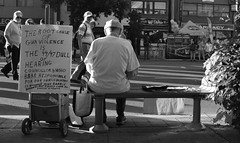 Still Healing .... 'Taste Of The Danforth' Goes On Just Weeks After Deadly Shooting .... Toronto, Ontario (Greg's Southern Ontario (catching Up Slowly)) Tags: danforthshooting tasteofthedanforth danforthstrong torontoist