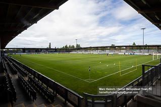Dartford FC vs Hemel Hempstead Town FC; National League South