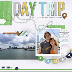 Day Trip (laurie_weber67) Tags: travel trip sight seeing adventure milwaukee daughter teen