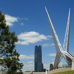 Oklahoma City - Sky Dance with Tree thumbnail