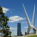 Oklahoma City - Sky Dance with Tree