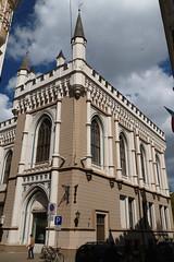 Ryga - Wielka Gildia (jacekbia) Tags: europa łotwa latvia ryga riga architecture architektura budynek building canon 1100d