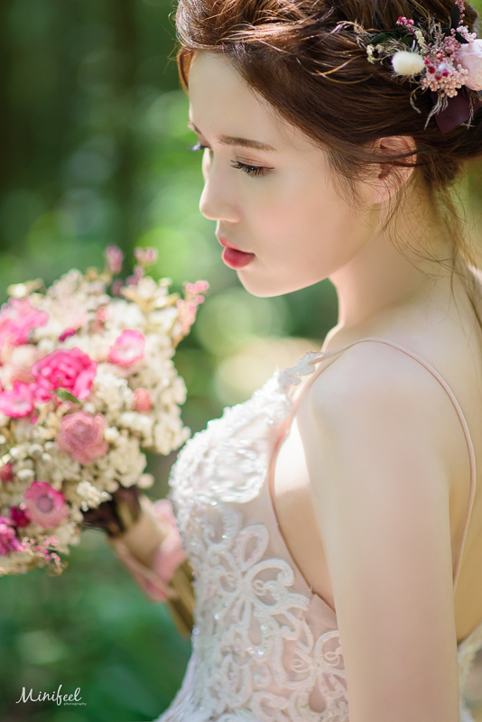 cheri婚紗包套,自助婚紗,乾燥捧花,繡球花婚紗,新祕BONA,高家繡球花,森林婚紗,MSC_0039