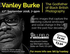 Vanley Burke