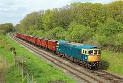 33035, Kinchley Lane, 3 May 2018 (Mr Joseph Bloggs) Tags: 33035 33 gc gcr great emrps railway railroad central kinchley lane freight cargo preserved brcw train treno bahn