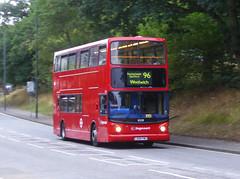 SLN 18208 - LX04FWU - OSF - WATLING STREET BEXLEYHEATH - SAT 11TH AUG 2018 (Bexleybus) Tags: stagecoach london 18208 lx04fwu tfl route 96 watling street bexleyheath adl dennis trident alx400 alexander kent
