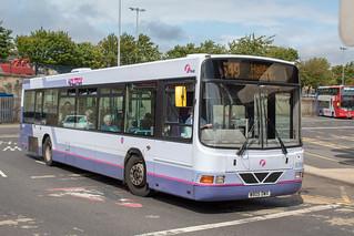 First West Yorkshire W805DWX