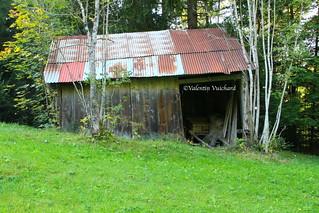 SF_IMG_7995 - Le Lienne, old hayloft, Gruyère region - Switzerland