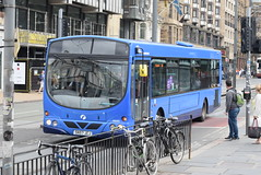 FML 69282 @ Princes Street, Edinburgh (ianjpoole) Tags: first midland bluebird volvo b7rle wright eclipse gemini sn57jcj 69282 passing the royal scottish academy edinburgh