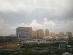 Just passed through Nanjing. There's blue sky amidst the clouds (Bruce Moon) Tags: august 14 2018 1154pm just passed through nanjing theres blue sky amidst clouds