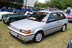 1990 Nissan Sunny ZX GTI 16V (>Tiarnán 21<) Tags: kilbroney nissan sunny gti g996fel g996 fel