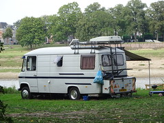 HANOMAG-HENSCHEL F 65 KA  BB-72-ZL 1973 camping Worp Deventer (willemalink) Tags: hanomaghenschel f 65 ka bb72zl 1973 camping worp deventer